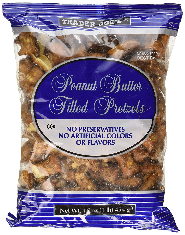 Unsalted Pretzels Healthy  peanut butter filled pretzels healthy