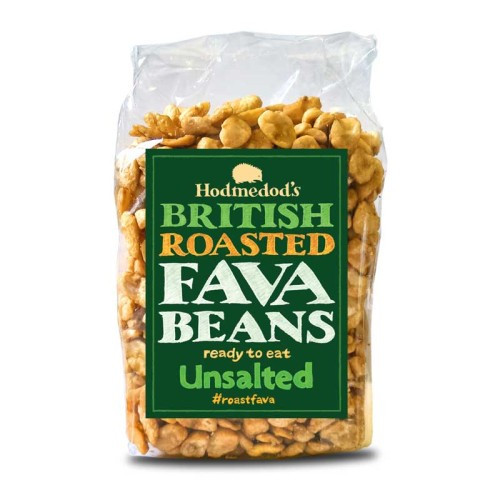 Unsalted Pretzels Healthy  Hodmedod s Unsalted Roasted Fava Bean 500g