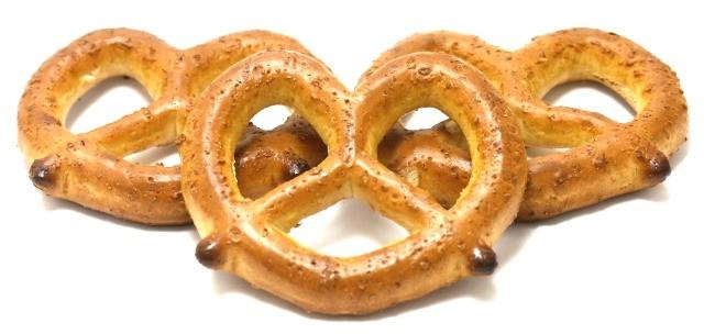 Unsalted Pretzels Healthy  Unsalted Dutch Pretzels Snacks Nuts