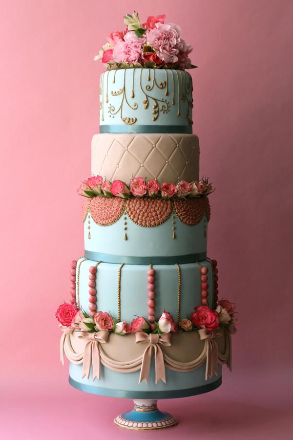 Unusual Wedding Cakes  unique wedding cake ideas 4