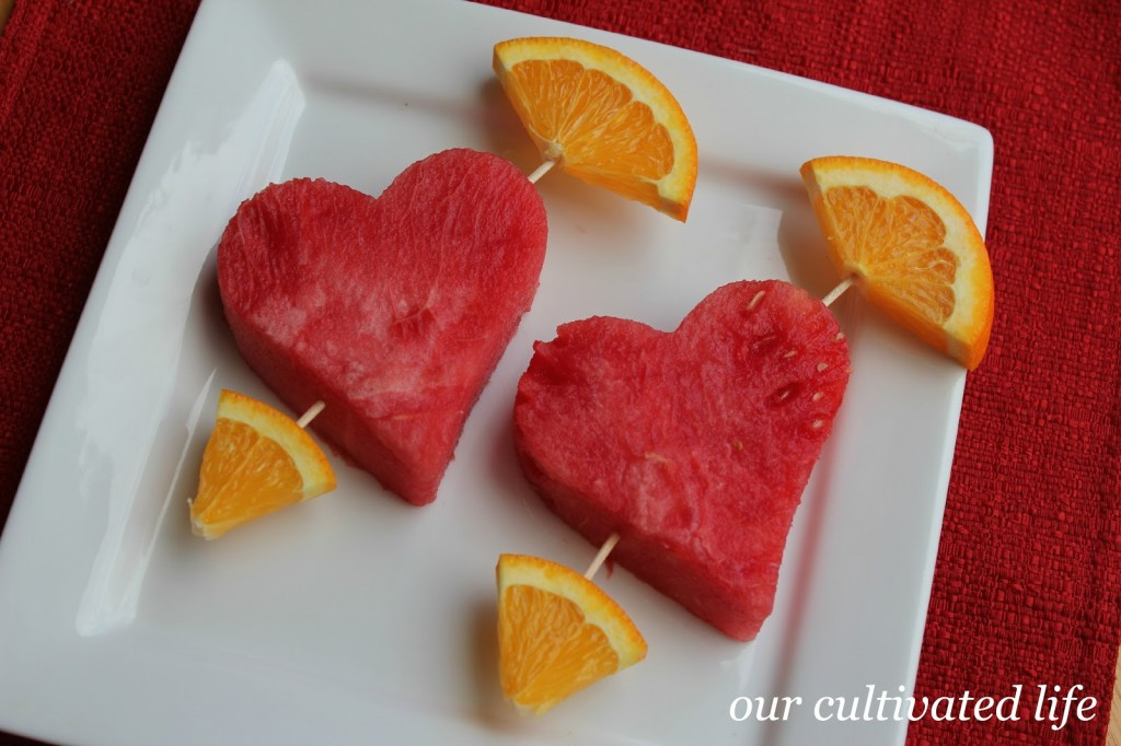 Valentine Healthy Snacks  10 Fun & Easy Valentine's Day Treats for Kids – A to Zebra