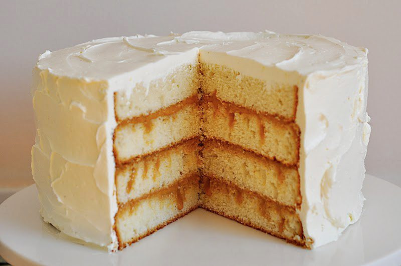 Vanilla Wedding Cake Recipes  Homemade Wedding Cake The Sweetest Occasion