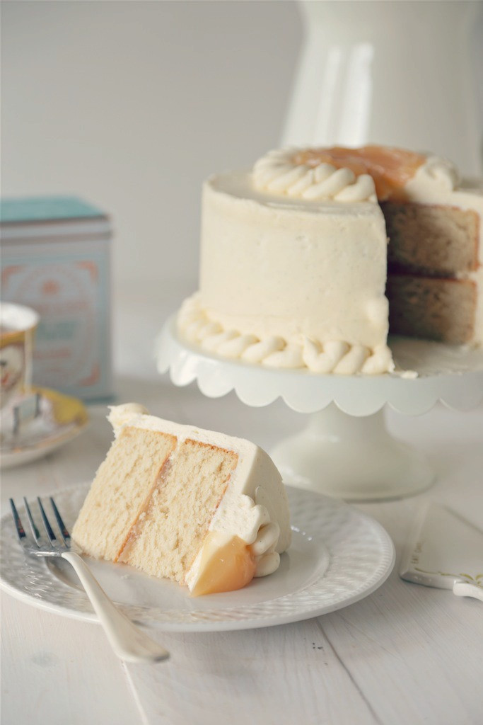 Vanilla Wedding Cake Recipes  Earl Grey Cake with Vanilla Bean Buttercream