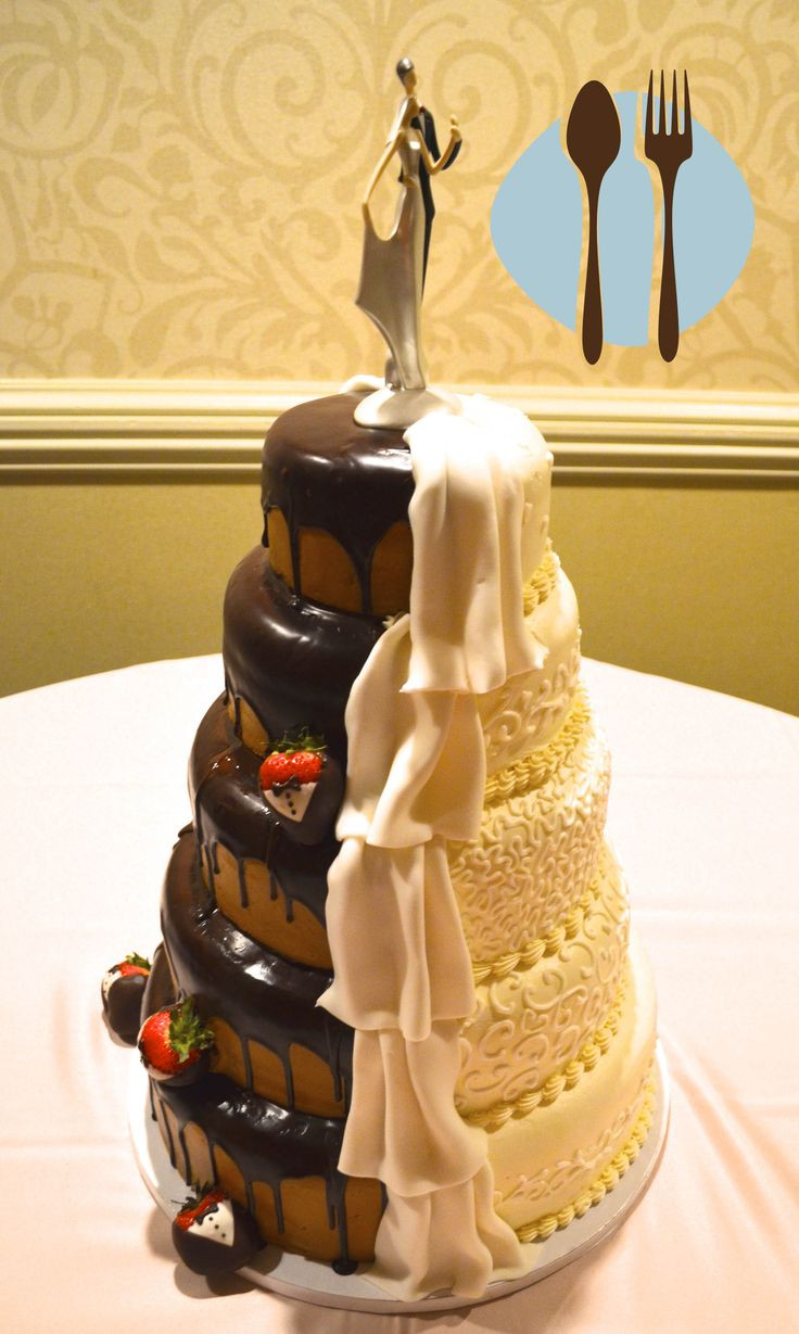 Vanilla Wedding Cakes  20 best Wedding Cakes by The SweetSpot Bakehouse images on