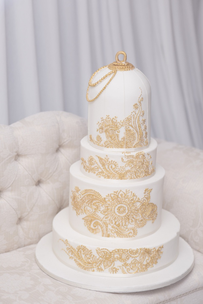 Vanilla Wedding Cakes  Wedding Cakes Vanilla Orchid Bakery London United Kingdom