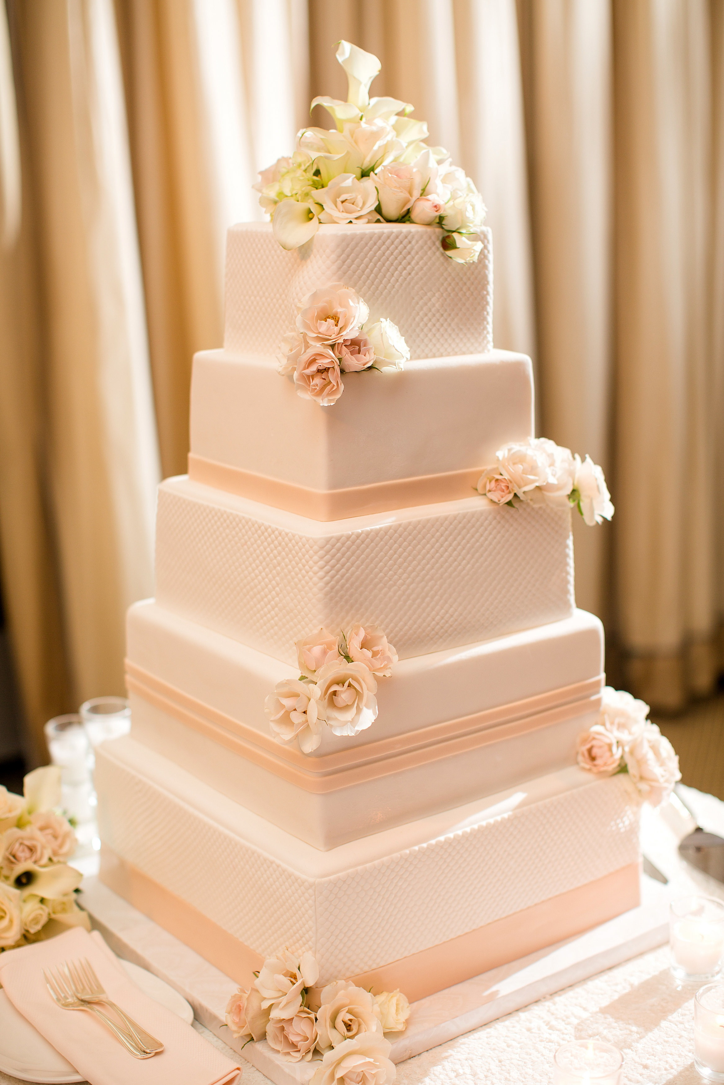 Vanilla Wedding Cakes  Vanilla Bake Shop Wedding Cakes