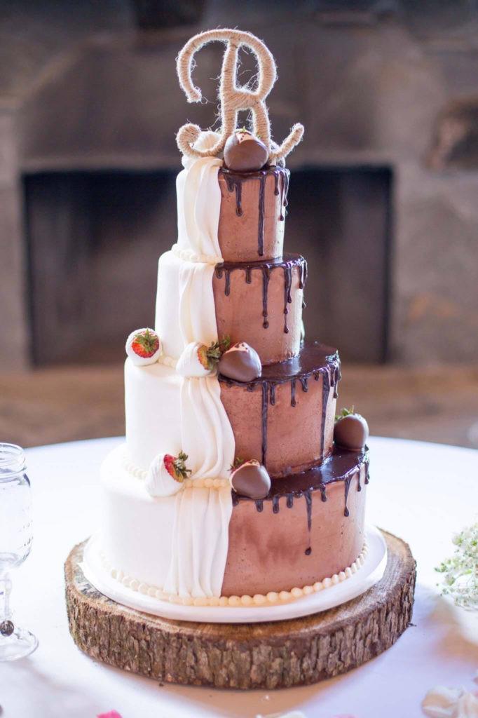 Vanilla Wedding Cakes  Nashville Sweets