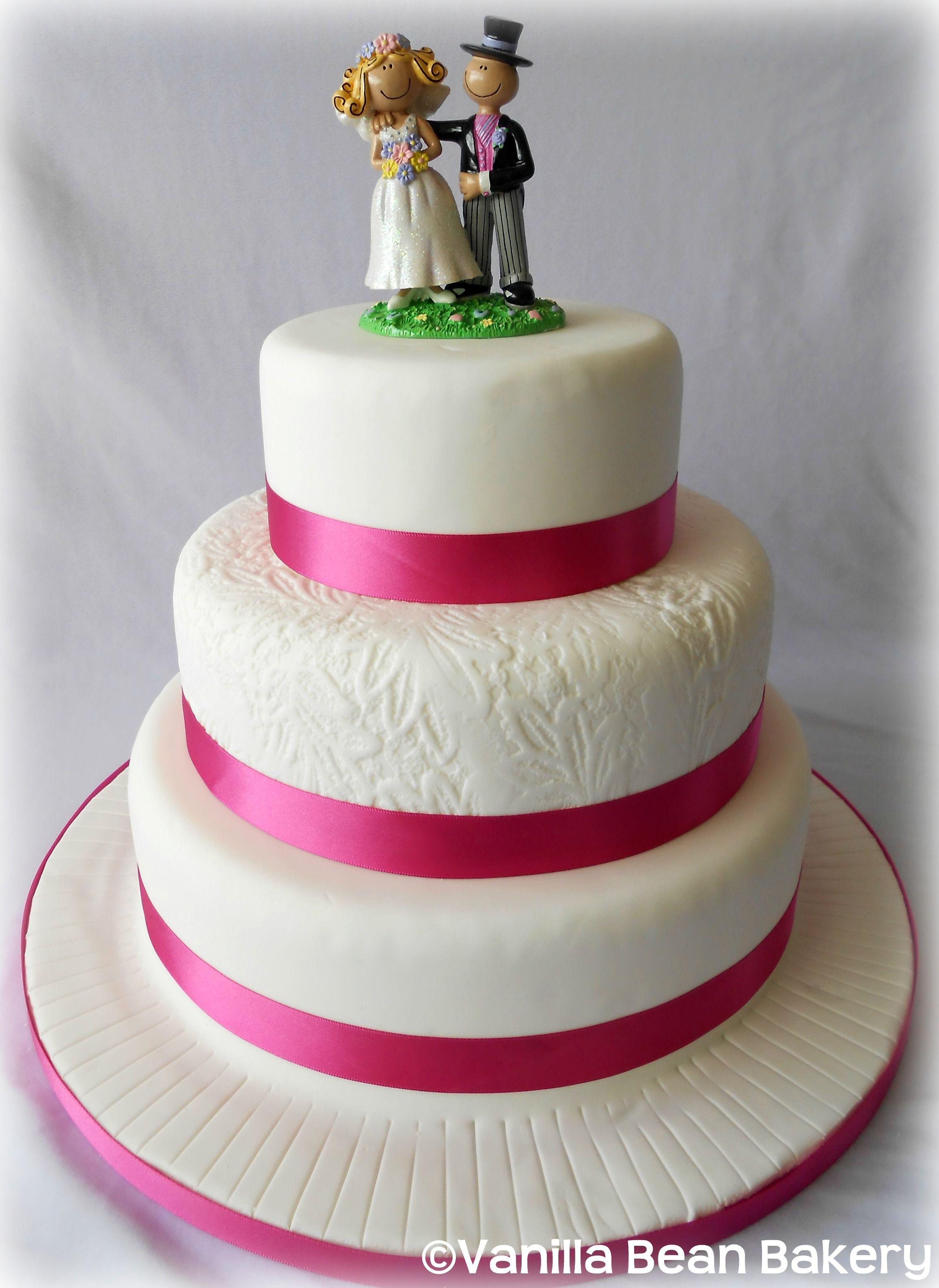 Vanilla Wedding Cakes  Vanilla bean wedding cake idea in 2017