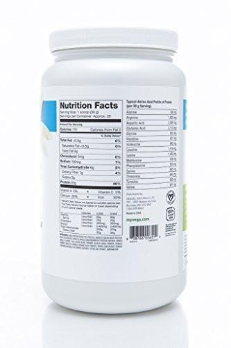 Vega Organic Protein And Greens  Top Reasons I LOVE Vega Protein & Greens Protein Powder