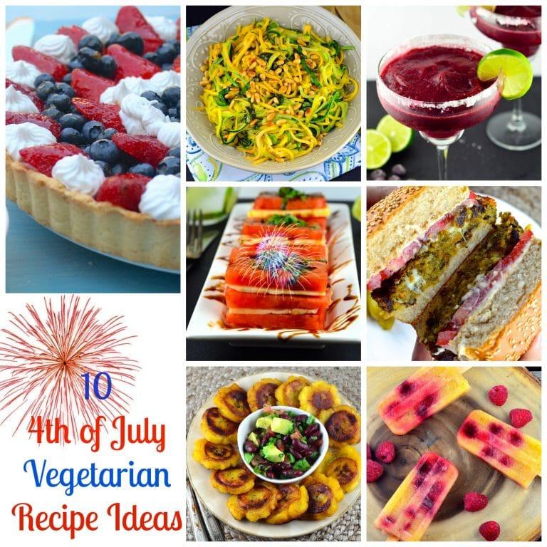 Vegan 4Th Of July Recipes  Ten 4th of July Ve arian Recipe Ideas