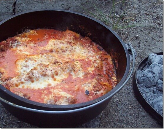 Vegan Dutch Oven Camping Recipes  101 Stress Free Camping Food Ideas