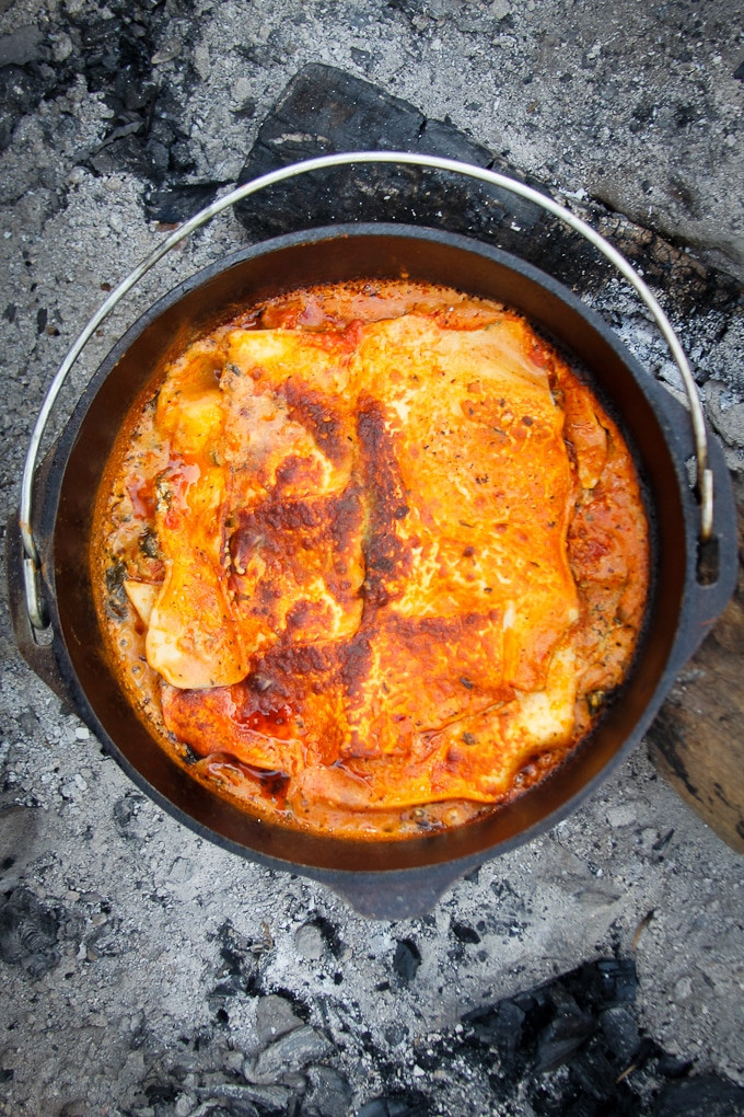Vegan Dutch Oven Camping Recipes  Camping Recipe Ideas for Glamping Glamour Camping Plus