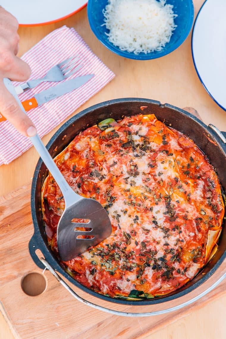 Vegan Dutch Oven Camping Recipes  16 e Pot Camping Meals