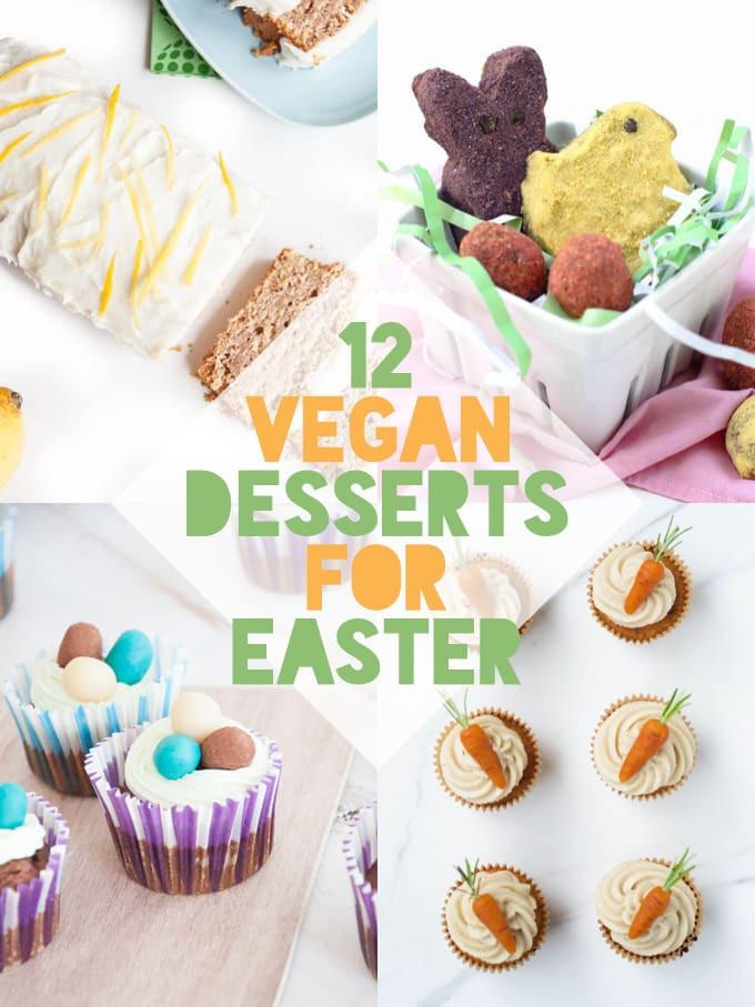 Vegan Easter Desserts  12 Vegan Easter Desserts