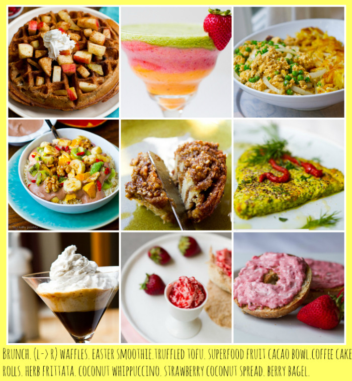 Vegan Easter Dinner Ideas  Holiday 40 Vegan Easter Recipes for Everyone to Love