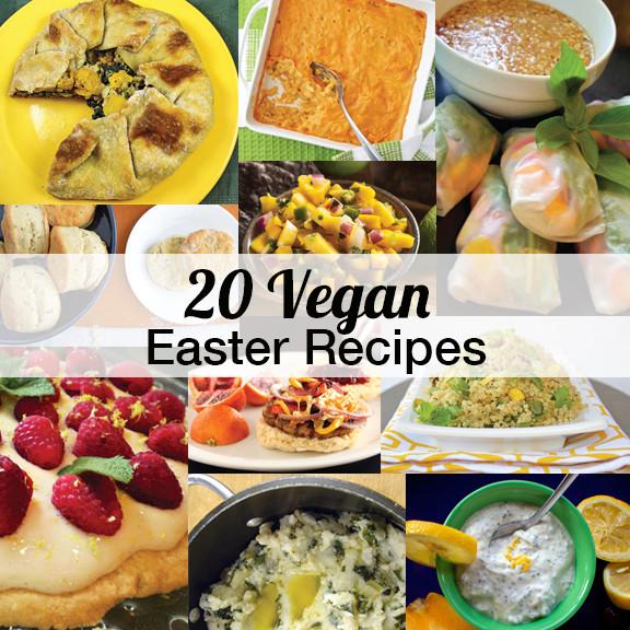 Vegan Easter Dinner Ideas  20 Vegan Easter Recipes