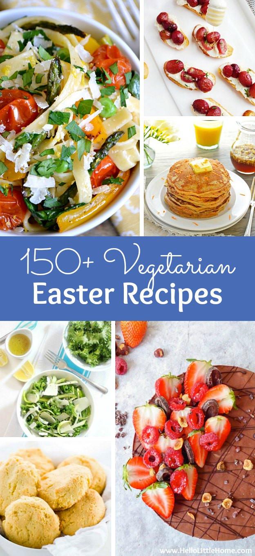 Vegan Easter Dinner Recipe  Ve arian Easter Recipes