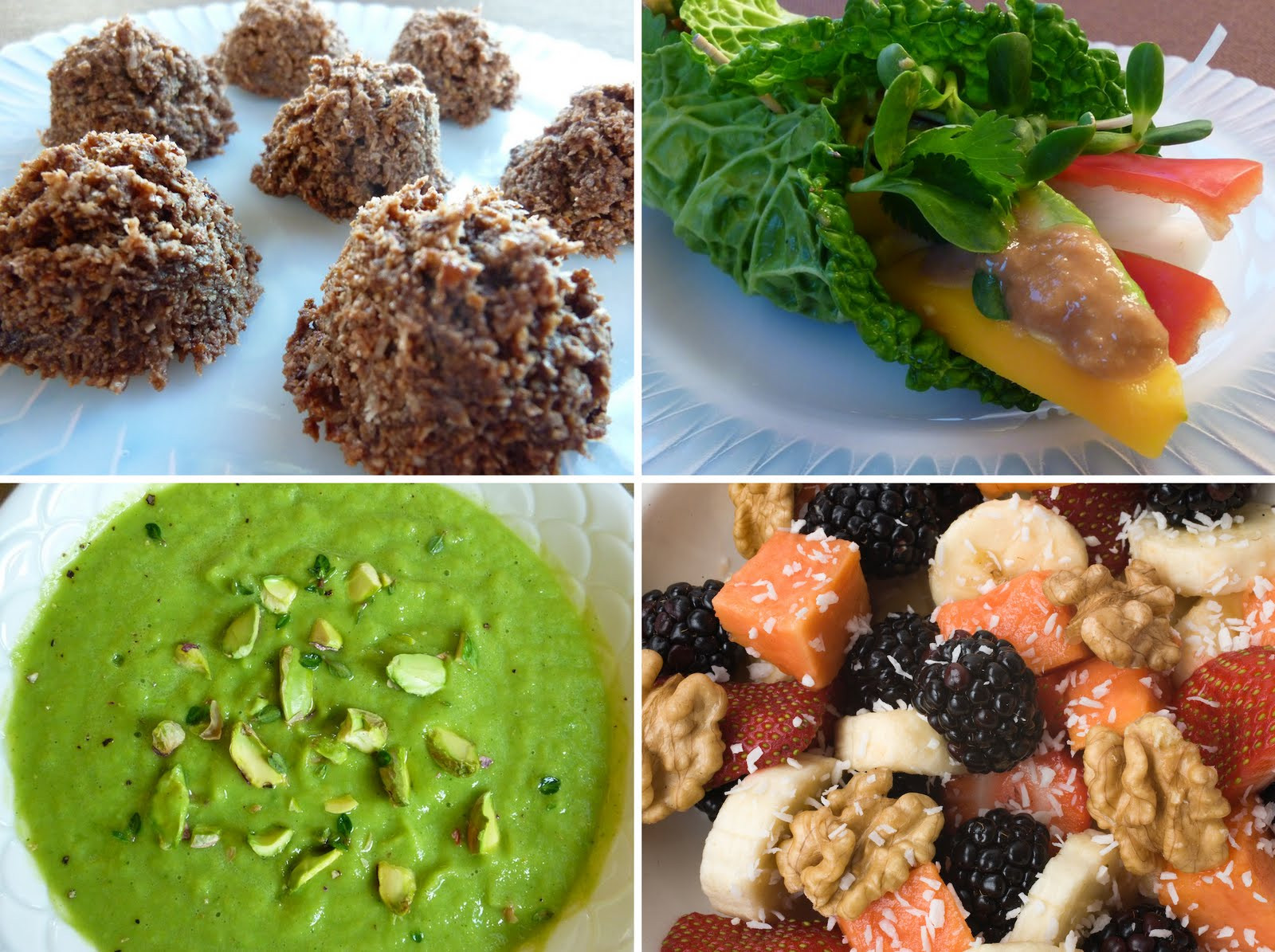 Vegan Easter Dinner  Foods For Long Life Raw Vegan Easter Brunch Dinner Menu
