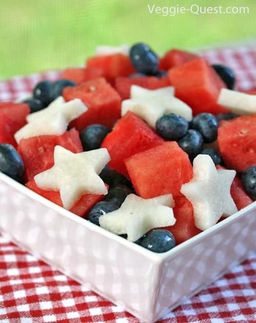 Vegan Fourth Of July Recipes  Low Fat Vegan 4th of July Recipes