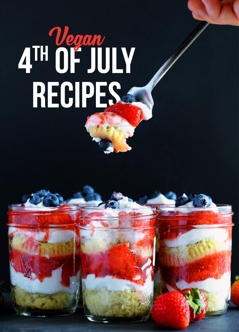 Vegan Fourth Of July Recipes  Vegan 4th of July Recipes • Pasta based