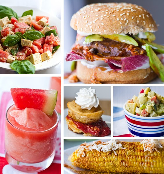Vegan Fourth Of July Recipes  Vegan Menu for July 4th