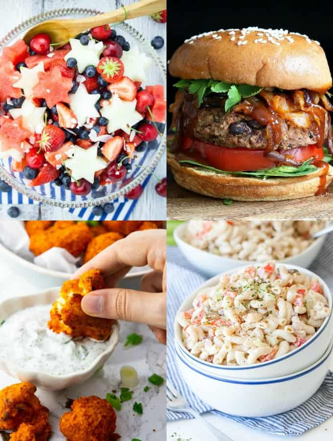 Vegan Fourth Of July Recipes  25 Vegan 4th of July Recipes Vegan Heaven