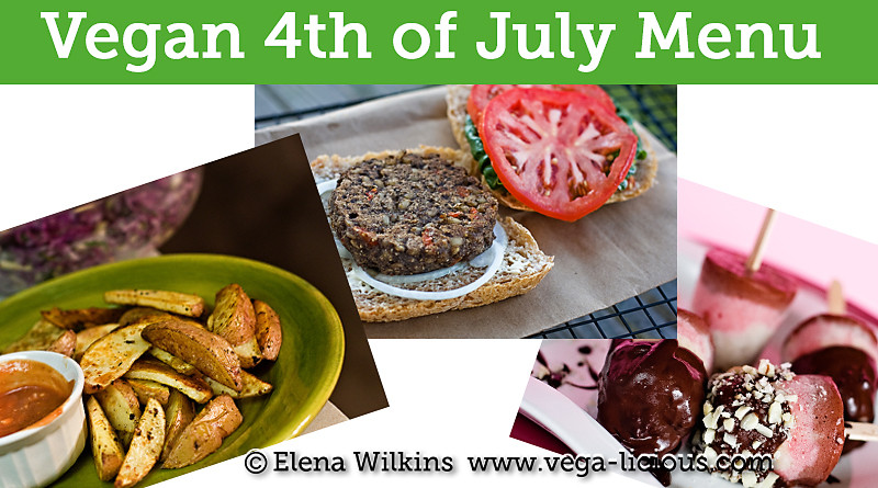 Vegan Fourth Of July Recipes  8 Vegalicious 4th of July Recipes