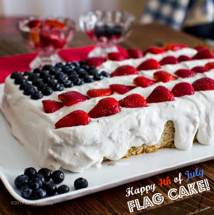 Vegan Fourth Of July Recipes  Red White and Blue Patriotic Desserts Vegan Veggies