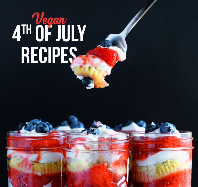 Vegan Fourth Of July Recipes  Vegan 4th of July Recipes