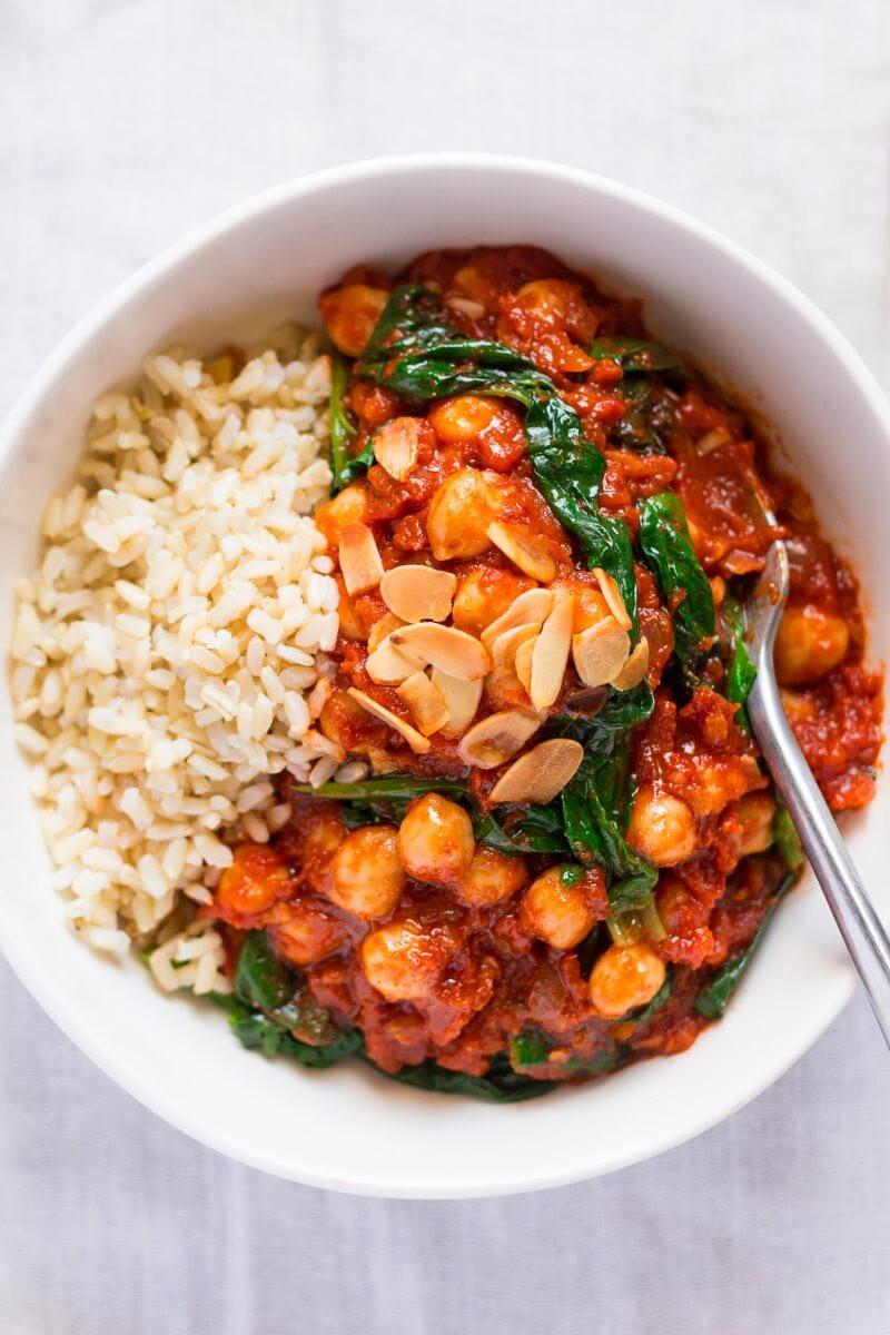 Vegan Healthy Dinner Recipes  25 Vegan Dinner Recipes Easy Healthy Plant based