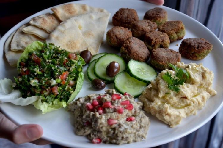 Vegan Middle Eastern Recipes  The original Arabic Moutabal Baba Ganoush