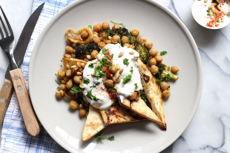 Vegan Middle Eastern Recipes  Mezze Mania 33 Vegan Middle Eastern Recipes Eluxe Magazine