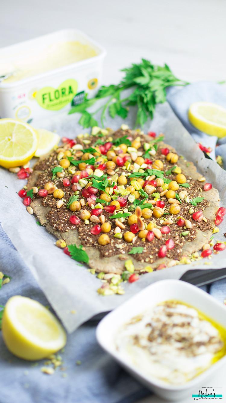 Vegan Middle Eastern Recipes  Middle Eastern Vegan Gluten free Pizza Recipe UK Health