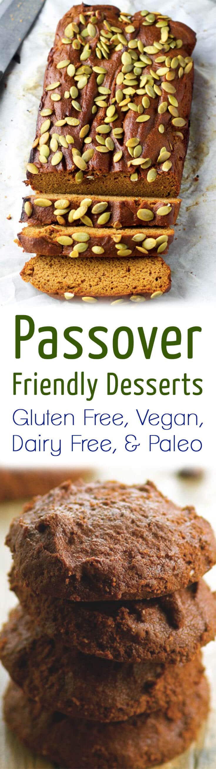 Vegan Passover Dessert Recipes  30 Passover Friendly Desserts
