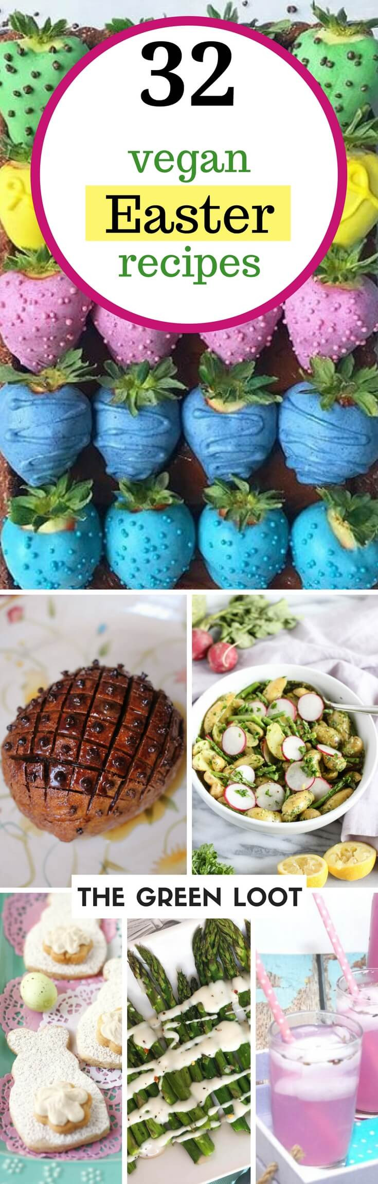 Vegan Recipes For Easter  32 Vegan Easter Recipes the Whole Family Will LOVE