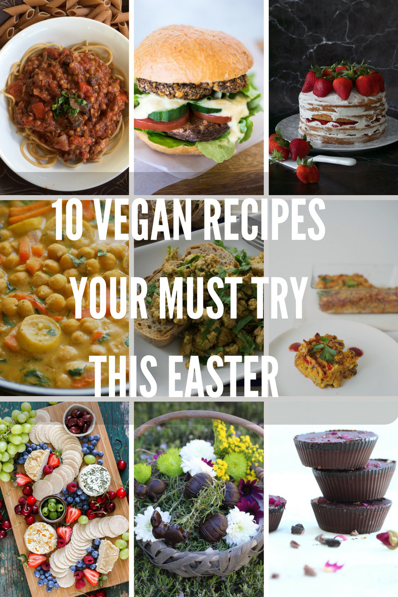 Vegan Recipes For Easter  10 Vegan Recipes You Should Try This Easter Passionately