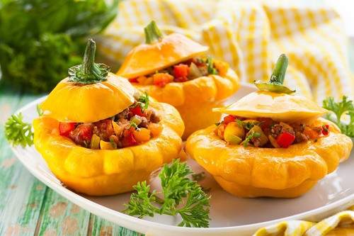 Vegan Summer Squash Recipes  10 Stuffed Summer Squash Ve arian Recipes