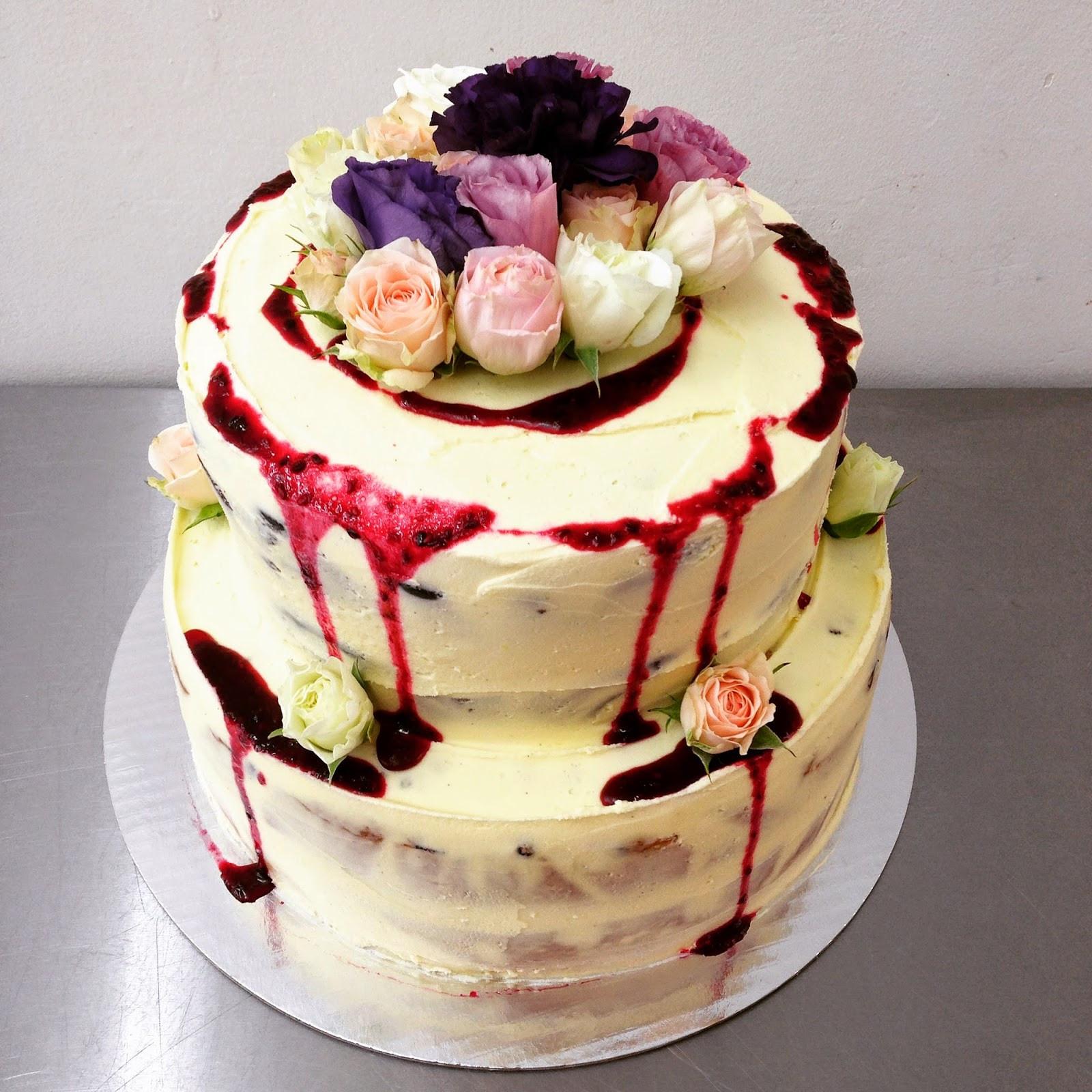 Vegan Wedding Cake Recipe  Vegan Wedding Cake Recipe