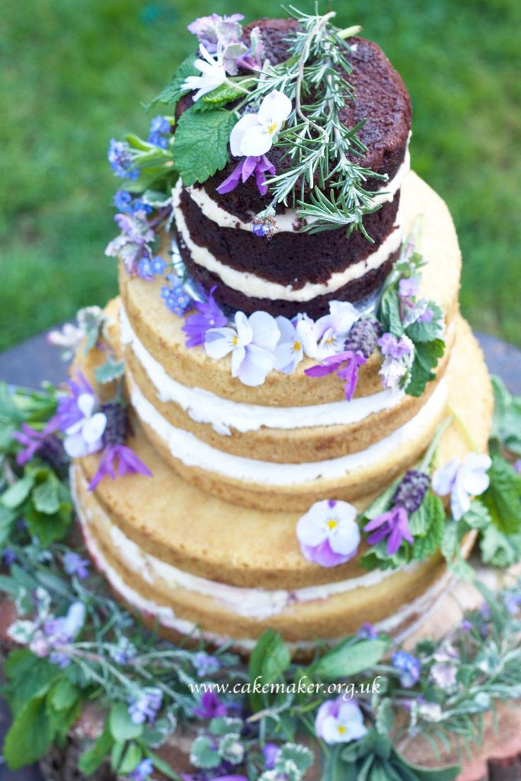 Vegan Wedding Cake Recipe  17 Best images about Wedding cakes by Jill Chant on