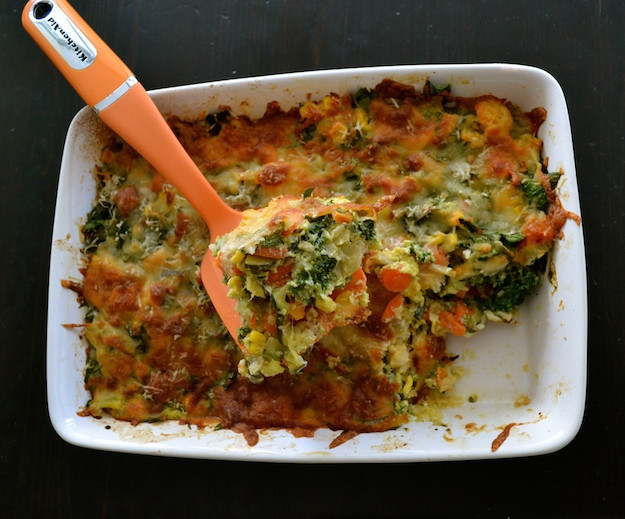 Vegetable Casserole Healthy  Healthy Mixed Ve able Casserole Recipe