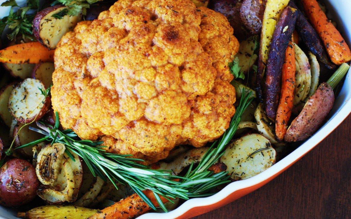 Vegetable Recipes For Easter Dinner  20 Beautiful Dishes For Your Easter Dinner e Green