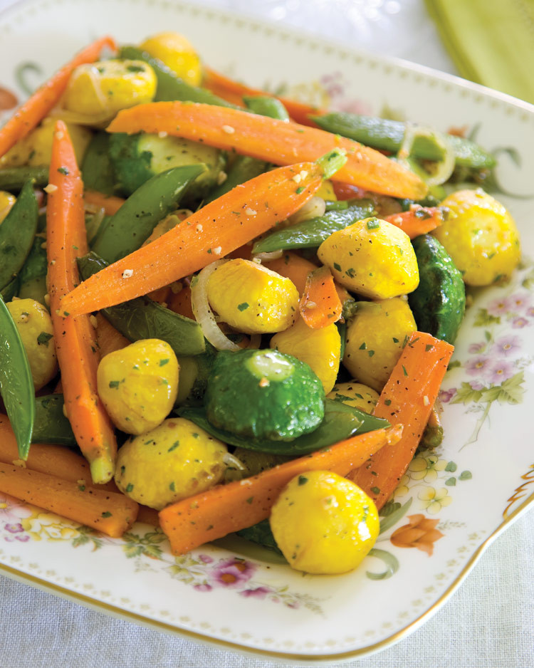 Vegetable Side Dishes For Easter  An Easter Menu for a Delicious Spread