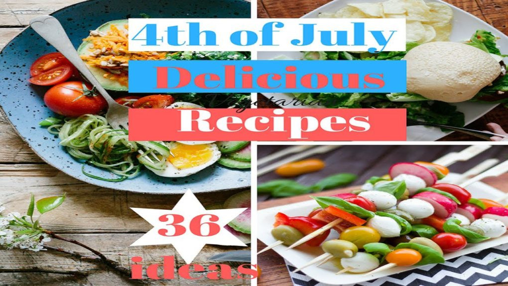 Vegetarian 4Th Of July Recipes  4th of July 36 Recipes Ideas Summer BBQ Ve arian