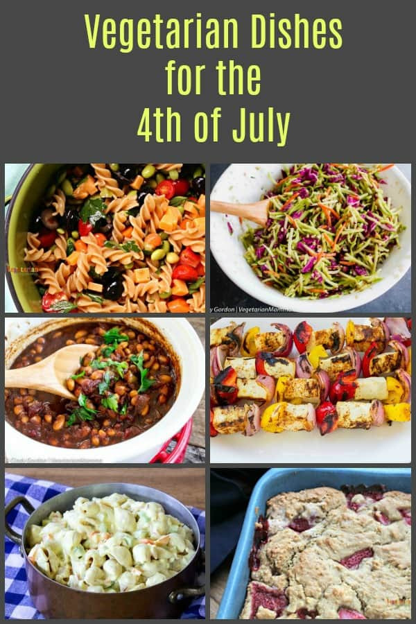 Vegetarian 4Th Of July Recipes  Ve arian Cookout Recipes
