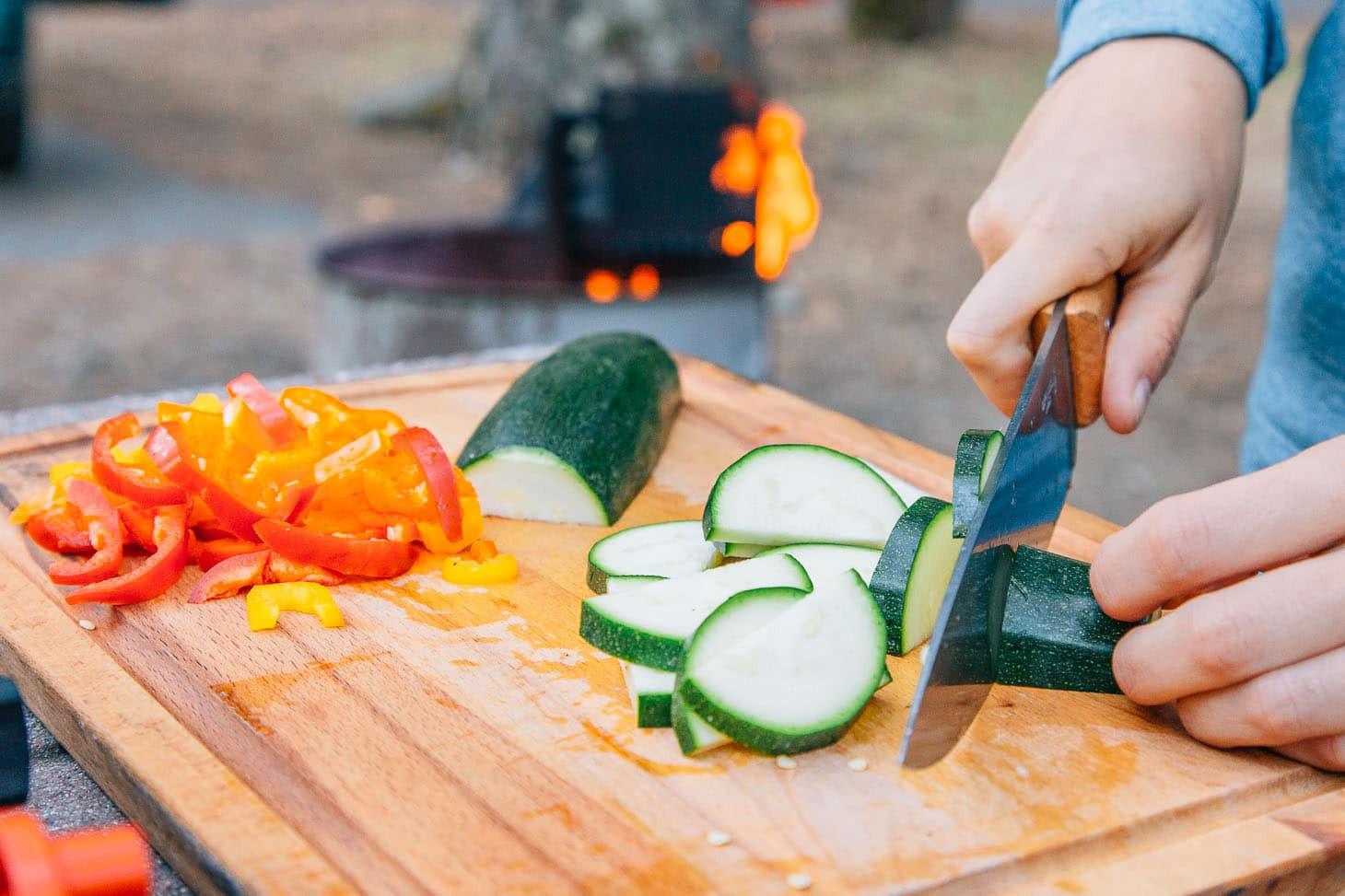 Vegetarian Camping Recipes  23 Ve arian Camping Meals