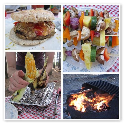 Vegetarian Camping Recipes  Vegan Camping Food