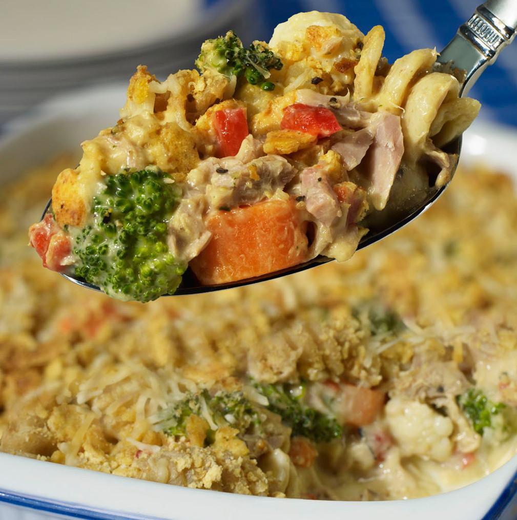 Vegetarian Casserole Recipes Healthy  tuna ve able casserole recipe healthy