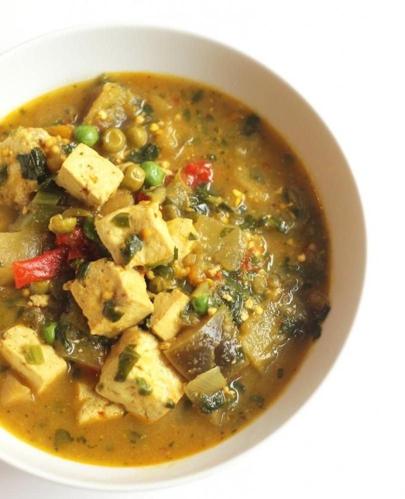 Vegetarian Crock Pot Recipes Healthy  19 Healthy Crock Pot Recipes You Need In Your Life