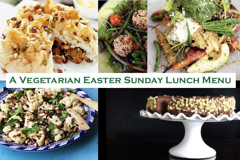 Vegetarian Easter Dinner Ideas  A Morrocan Ve arian Easter Sunday Lunch Menu