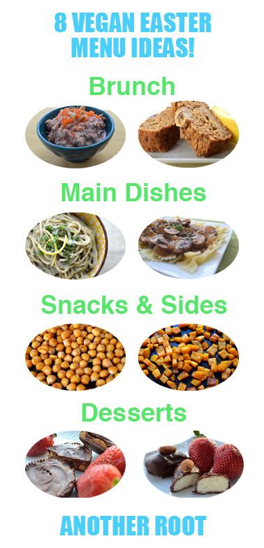 Vegetarian Easter Dinner Ideas  8 Vegan Easter Menu Ideas Another Root